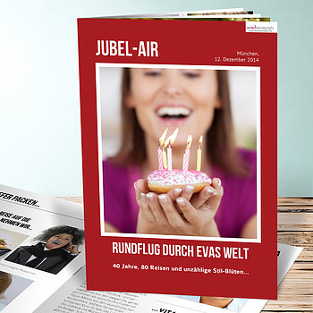 Geburtstagszeitung - Magazin