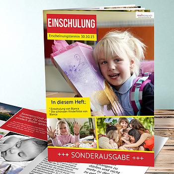 Festzeitung Einschulung - Gossip