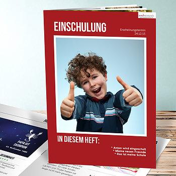 Festzeitung Einschulung - Magazin