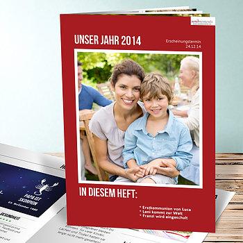 Familienzeitung - Magazin