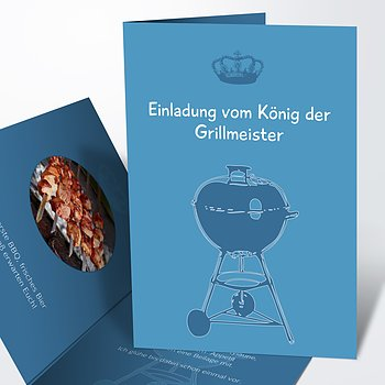 Sommerfest - König der Grillmeister