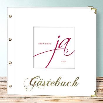 Hochzeitsbuch - Ja!