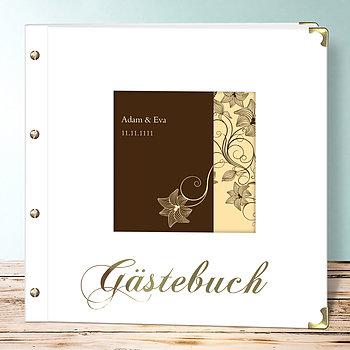 Hochzeitsbuch - Sinfonie der Blüten
