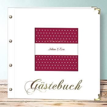 Hochzeitsbuch - Pünktchen