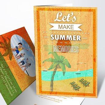 Sommerfest - Sonne und Sand
