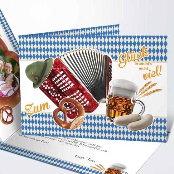 Oktoberfest - Aufgspuid