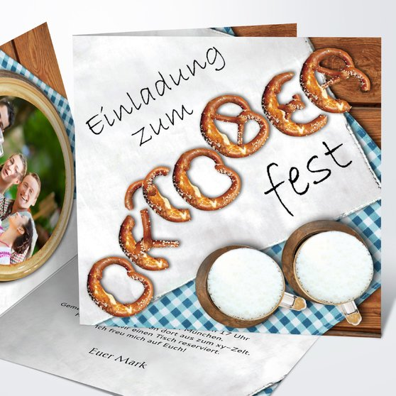 Oktoberfest - Zünftig wird's!