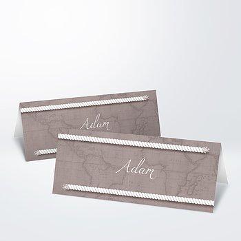 Tischkarten Hochzeit - Starke Verbindung