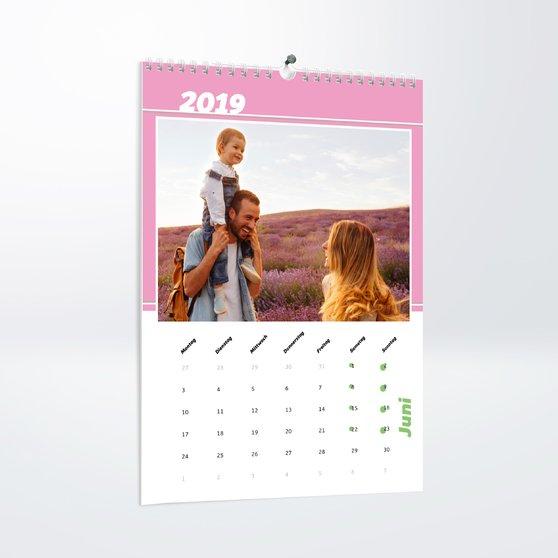 Fotokalender - Wundervolle Tage