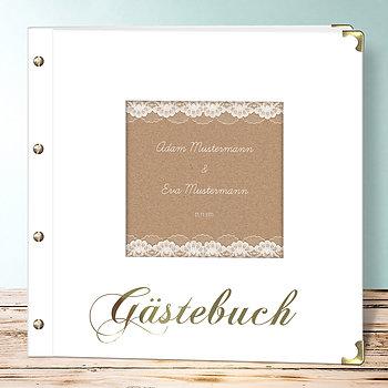 Hochzeitsbuch - Hochzeitsspitze
