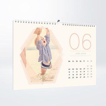 Fotokalender - Polygon