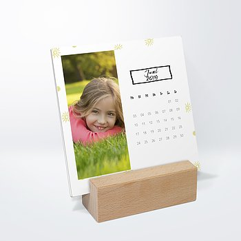 Fotokalender - Jahreswandel Tischkalender