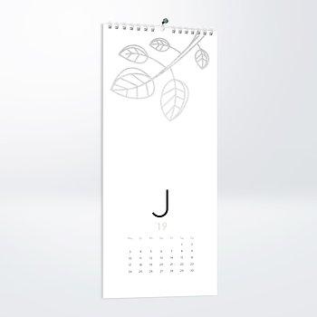 Fotokalender - Leichtes Jahr