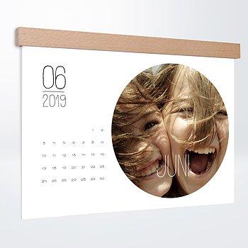 Fotokalender - Rundes Jahr