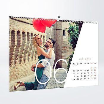 Fotokalender - Quer durchs Jahr
