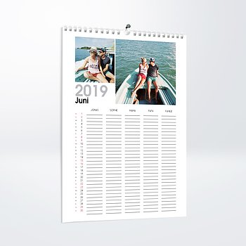 Fotokalender - Freudentage Familienkalender