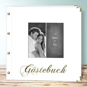 Hochzeitsbuch - Getäfelt