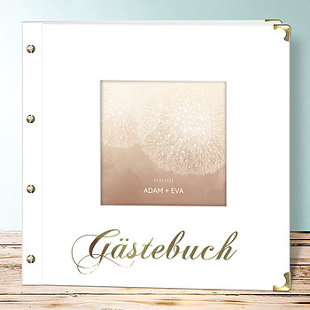 Hochzeitsbuch - Löwenzahn
