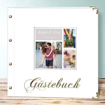 Hochzeitsbuch - Hochzeitscollage