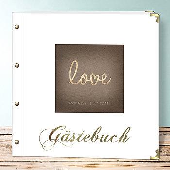 Hochzeitsbuch - Pure Love