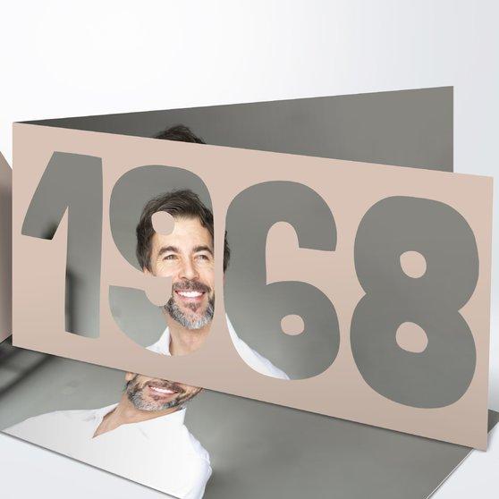 Einladungskarten Geburtstag Selbst Gestalten Schönheit: Einladungskarten 50. Geburtstag