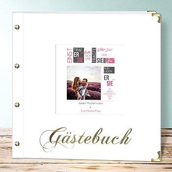 Hochzeitsbuch - Love Story