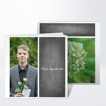 Fotobuch Jugendweihe - Getäfelt