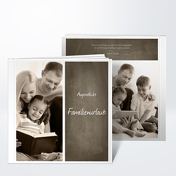 Fotobuch - Getäfelt