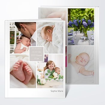 Fotobuch Baby - Unbedingt