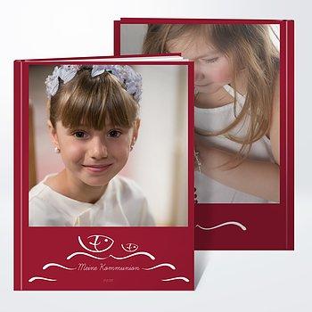Fotobuch Kommunion - Wellig