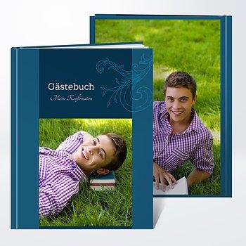 Gästebuch Konfirmation - Sympathie