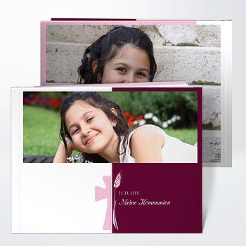 Fotobuch Kommunion - Kreuzung