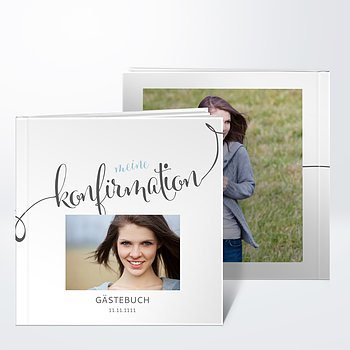 Gästebuch Konfirmation - Fabelhafter Tag  Konfirmation