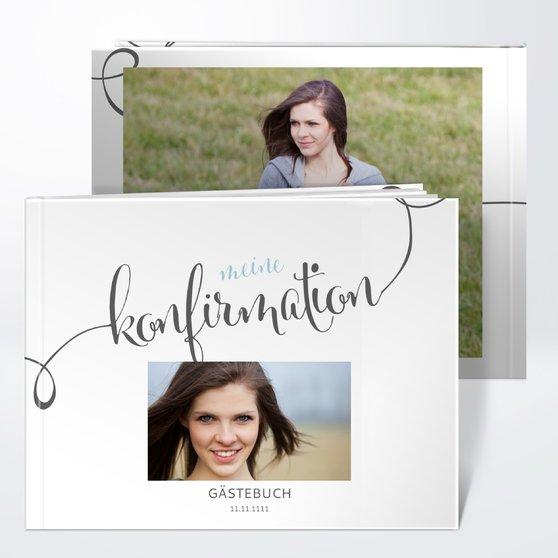 Gästebuch Konfirmation - Fabelhafter Tag  Konfirmation