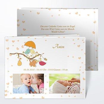 Fotobuch Baby - Schmatzerl