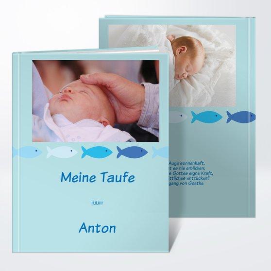 Fotobuch Taufe - Guppy