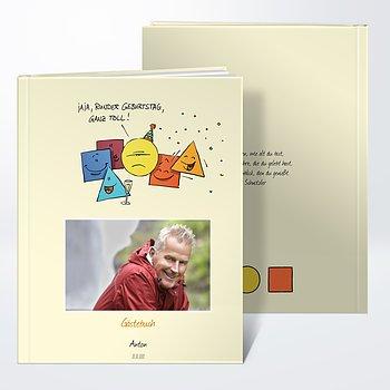 Gästebuch Geburtstag - Runder Geburtstag