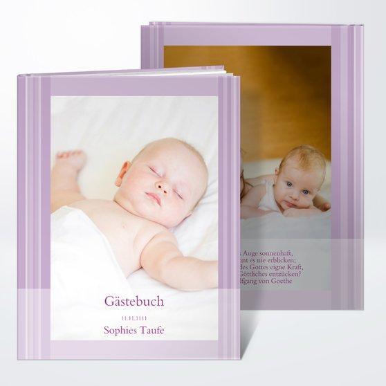 Gästebuch Taufe - Windelzwerg