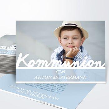 Kommunionskarten - Meine Kommunion