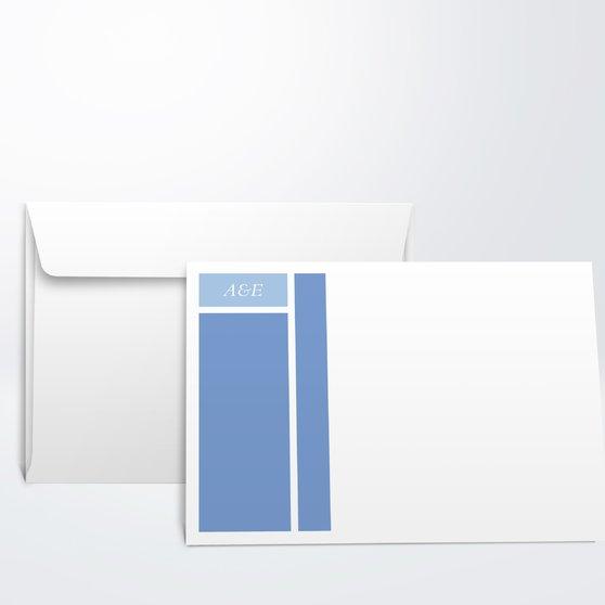 Umschlag mit Design Hochzeit - Hochzeitscollage