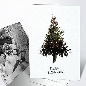 Weihnachtskarten - Vorfreude