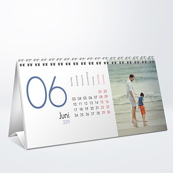 Fotokalender - Lebendige Momente Tischkalender