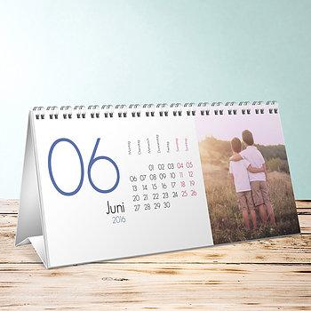 tischkalender online mit eigenen fotos selbst gestalten. Black Bedroom Furniture Sets. Home Design Ideas