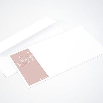 Umschlag mit Design Geburtstag - Sagenhafte Sechzig