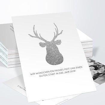 Weihnachtskarten - Wilde Weihnacht