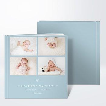 Gästebuch Taufe - Kleiner Schatz