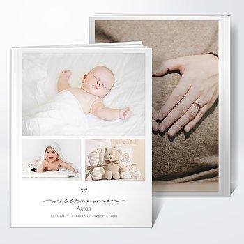 Fotobuch Baby - Kleiner Schatz