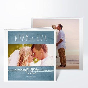 Fotobuch Hochzeit - Liebesknoten