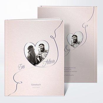 Gästebuch Hochzeit - Leichtigkeit
