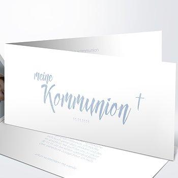 Kommunionskarten - Ausblick Kommunion